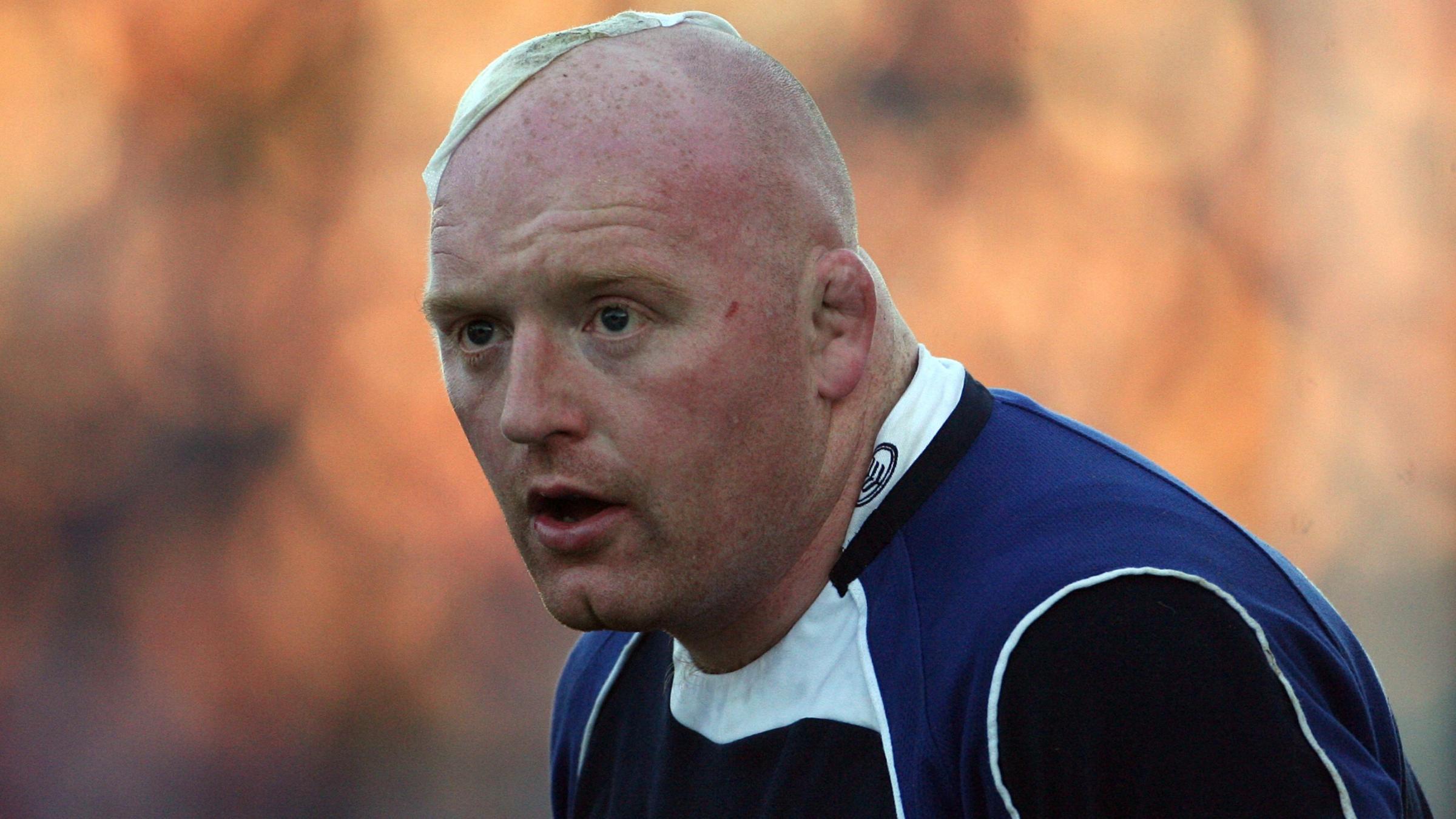 Ex-Ireland hooker Bernard Jackman named Dragons head coach