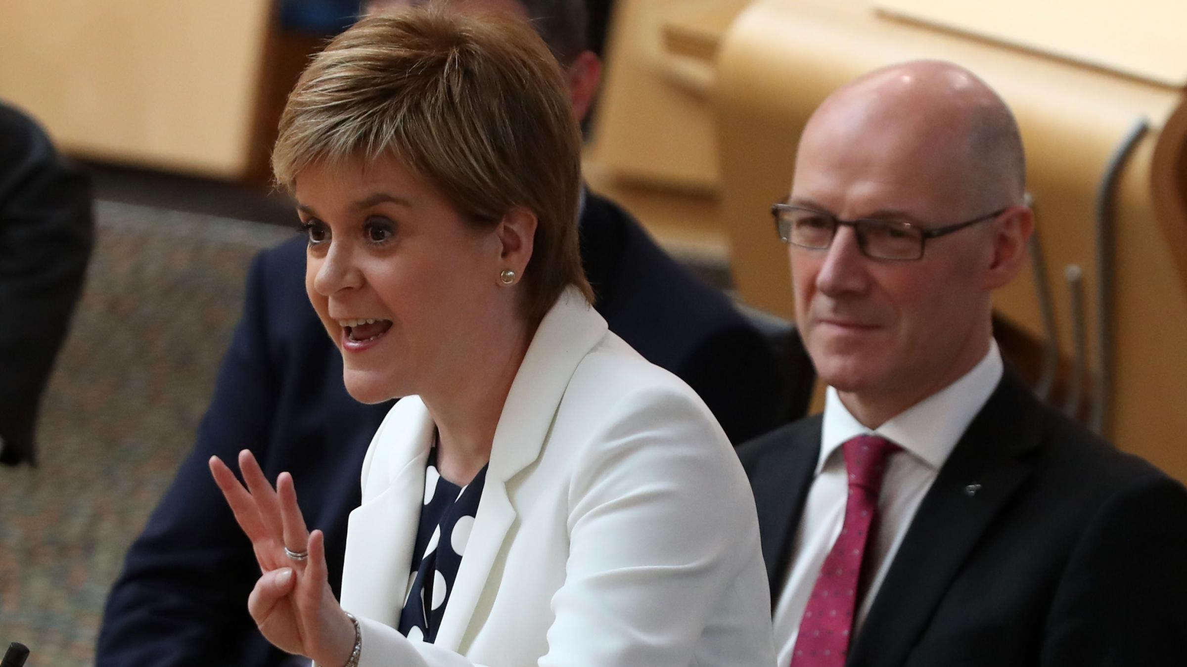 Scottish Conservatives want emphasis off immigration and on economy