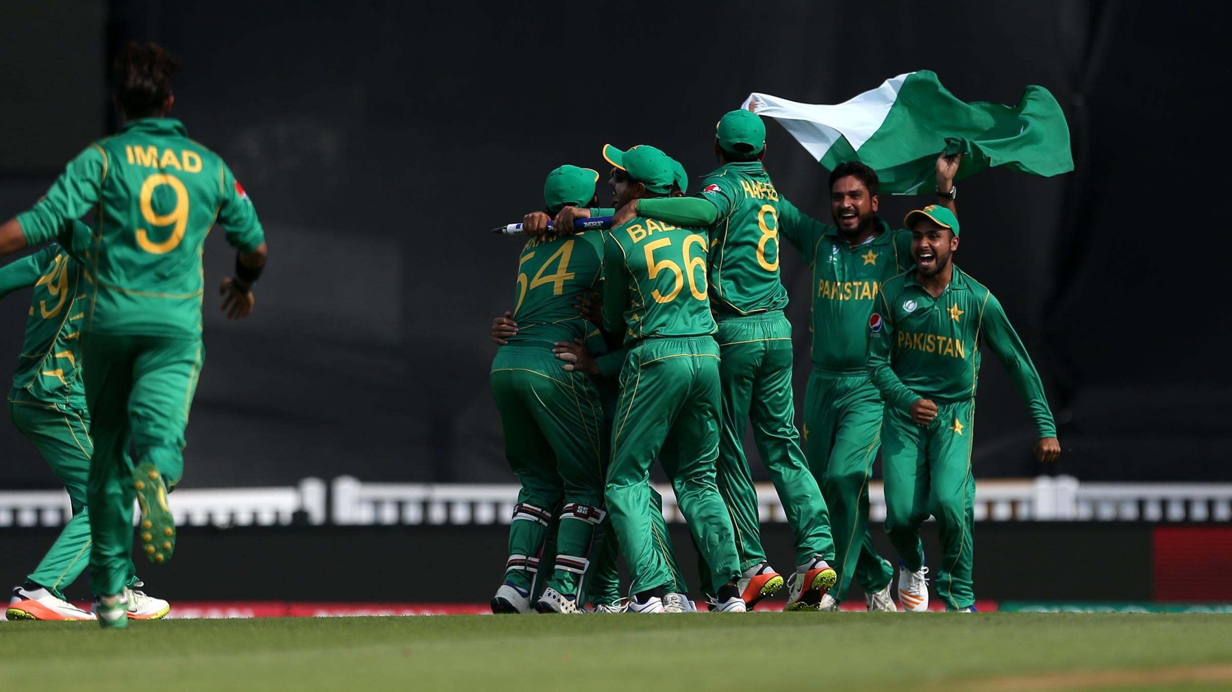 Pakistan stun defending champions India to win Champions Trophy